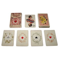 "Dondorf Playing Cards, ""Empire"" No. 170, c.1894"