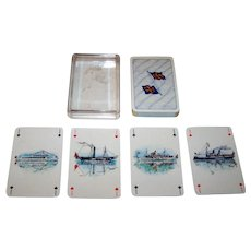 "Muller ""CGN Group"" Maritime Jass Playing Cards, c.1978"