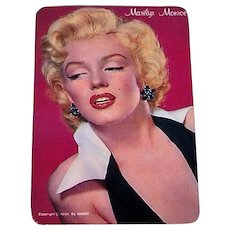 "Hong Kong (ZheJiang?) ""Marilyn Monroe"" Pin-Up Playing Cards"