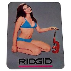 "Taiwan ""Ridgid"" Pin-Up Playing Cards, Nintendo Imitator, c.1970?"
