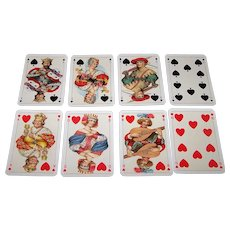 "VASS Altenburg ""Prince"" Skat Playing Cards, c.1935-1940"