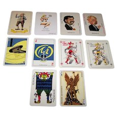 10 SINGLES – All Jokers – Various Decks