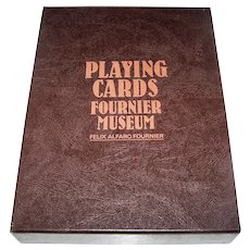 "Felix Alfaro Fournier Books, 2-Volume Work (English): ""Playing Cards,"" c.1982 and ""Playing Cards II,"" c.1988"