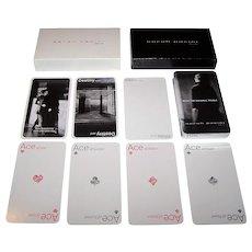 """""""Sarah Pacini"""" Playing Cards"""