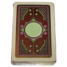 """NYCC """"Deluxe No. 142"""" Playing Cards, c.1920s"""