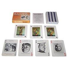 "Carta Mundi ""Illusions in Art"" Playing Cards, c.1997"