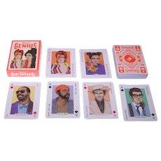 "Laurence King Publishing Ltd. ""Music Genius"" Playing Cards"