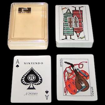 "Nintendo ""Nissan-Palsus"" Playing Cards, Ltd. Ed. (___/2250), c.1971"
