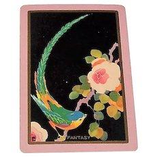 "Congress 606 ""Fantasy"" Playing Cards, Art Deco Design (Backs), c.1929"