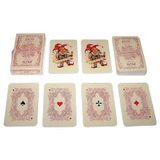 "Carta Mundi ""Amstel 1870"" Playing Cards, [Facsimile Edition of Bierman's 1877 ""Cartes de Luxe""], c.1991"
