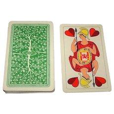"KZWP ""Skat"" Playing Cards, Franciszek Bunsch Designs, c.1964"