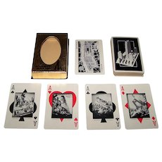 "Western Printing and Lithographing Company ""Rockefeller Center, Inc."" Playing Cards, Sert Murals, c.1932"