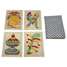 "Segundo de Olea ""Spanish National Pattern"" (Cadiz Variant) Playing Cards (39/40), 1886"