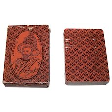 "Editions Dusserre ""Jeu de Henri IV"" Playing Cards, c.1976"