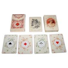"Dondorf No. 178 Playing Cards, ""Stuart Zeit"" Pattern, c.1900"