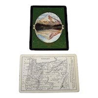 "USPC ""Oregon Souvenir"" Playing Cards (52/52, EC, NJ), Edward H. Mitchell Publisher, c.1902"