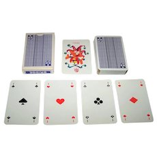 "Ets. Brepols ""Boerenbond"" Playing Cards, Ray Goosens Designs (52/52, 1J), c.1969"