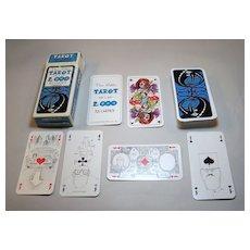 """Grimaud """"Tarot de l'An 2000"""" Tarock / Tarot Cards, Pino Zac Designs, c.1981"""
