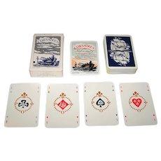 """G. Delluc """"Corsaires et Filibustiers"""" Playing Cards (52/52, NJ, 2EC), G. Delluc Designs, Philibert Publ. (?), c.1958"""