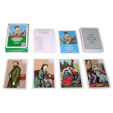 "ASS ""Kipper Wahrsage-Karten"" Fortune Telling Cards, c. 1998"