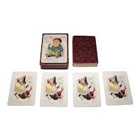 """De la Rue """"Jack Horner Snap"""" Card Game, c.1890"""