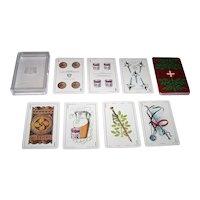 "Fournier ""Basque"" Playing Cards, Isabel Ibanez de Sendadiano Designs, c.1979"
