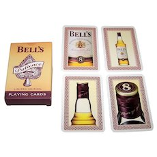 "Carta Mundi ""Bell's"" Advertising Playing Cards"