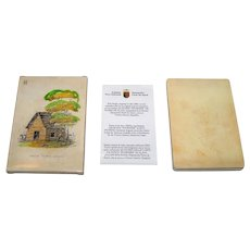 "Ediciones del Prado ""Uncle Tom's Cabin"" Facsimile Card Game [Original Game Publ. by W. & S.B. Ives, c.1852]"