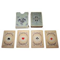 "Dondorf No. 150 ""Mittelalter"" Playing Cards, c.1900"