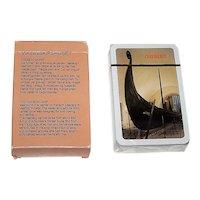 "Carta Mundi ""Oseberg"" Playing Cards, Viking Ship Museum (Museum of Cultural History)"