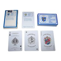 "International Playing Card Co. ""Papal Visit"" Playing Cards, John Paul II Visit to Canada, 1984"