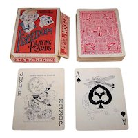 "Freedom Playing Card Co., ""Freedom"" Playing Cards, c.1917"