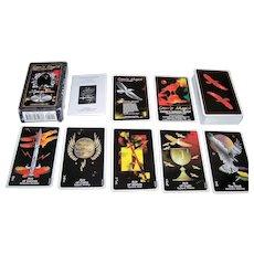 "Carta Mundi ""Crow's Magick"" Tarot Cards, U.S. Games Systems Publ., Londa Marks Designs, c.1998"
