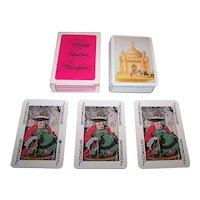 "Carta Mundi ""The Royal Pavilion at Brighton"" Playing Cards, c.1997"
