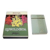 "Fournier ""Baraja Mitologica"" Playing Cards, [Facsimile Edition of 1815 Monjardin Set], c.1985"
