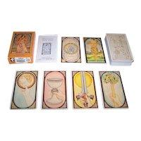 "Muller ""Renaissance Tarot"" Tarot Cards, U.S. Games Systems Publisher, Brian Williams Creator/Designer, c. 1987"