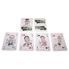 "Herzrasen ""EM 2012"" Skat Playing Cards, German 2012 Euro Cup Team, Maker Unknown, Tomiek Designs"