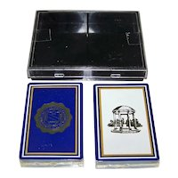 "Double Deck Gemaco ""University of North Carolina"" Playing Cards"