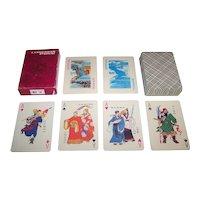 "China ""Liangshan Puke"" Playing Cards"