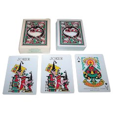 "Arrco ""Good Deal"" Christmas Playing Cards, c.1981"