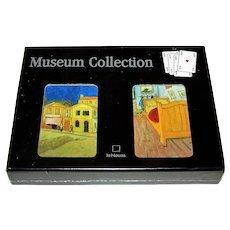 "Double Deck Carta Mundi ""Vincent Van Gogh"" Playing Cards, te Neues Publishing Company, c.1990s"
