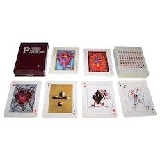"Ediciones Quipas ""Peintres Latino Americains"" Playing Cards, Various Latin American Artists, c.1985"