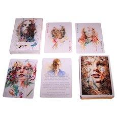 "USPC ""Carne Griffiths: Artist Playing Cards,"" Deck I, Ltd. Ed. 283/350, c.2018"