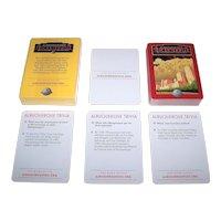 """""""Albuquerque Tricentennial"""" Trivia Cards"""