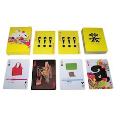 """Crumpler"" Advertising Playing Cards, Maker Unknown"