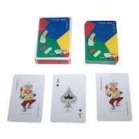 """TDC """"Elton John: 21 At 33"""" Patience Playing Cards, c.1980"""