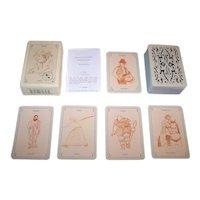 "Cum Linguis Scaniis ""Snapphanalegen"" Bolognese Tarot Cards, Ltd. Ed. (____/1000), c.2011"