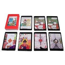 "Michael Blake ""Cardoons: The SF/Fantasy Poker Deck"" Transformation Playing Cards, Michael Blake Artwork, Ltd. Ed. (____/2000), c.2002"