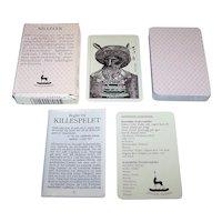"Offason ""Kille Faksimile"" Playing Cards, [Original: (?) Carl Frederick Reuterdahl (Malmo) c.1850], c.1965 (?)"