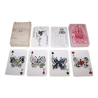 """Eisai, Ltd."" Playing Cards, Japan Maker Unknown"